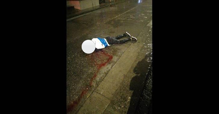 Homicidio en la noche de este martes en Quimbaya