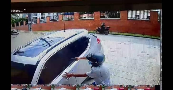 Intentaron robar a conductor de una camioneta en el norte de Armenia
