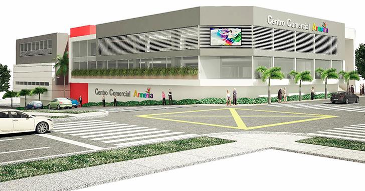 Estructura del centro comercial Armenia será metálica
