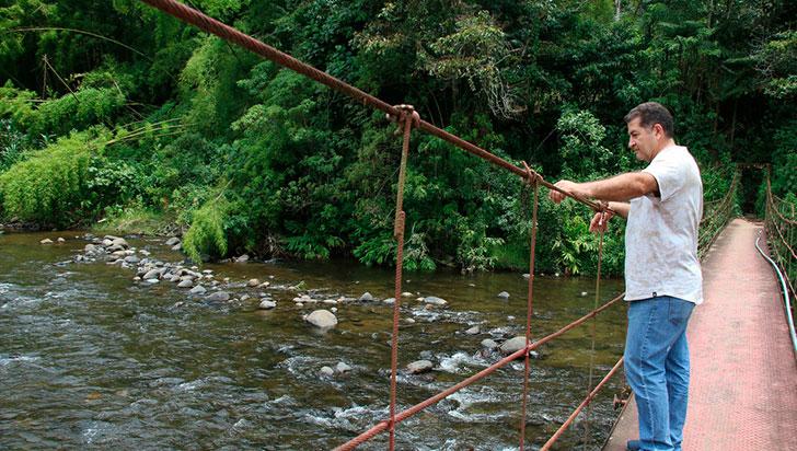"""""""El agua es uno de los temas que más se ha debatido en la asamblea"""": Jorge Ricardo Parra"""