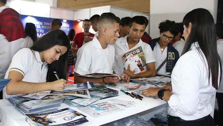 Más de 3.000 personas asistieron al primer día de ExpoU 2019