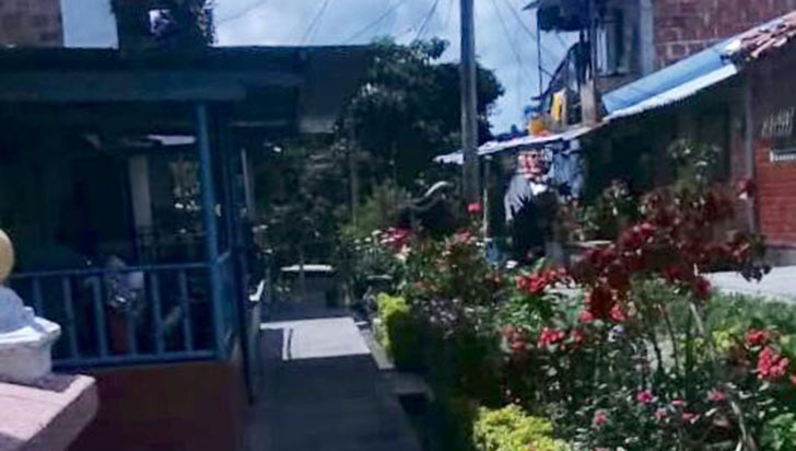 Balacera dejó una persona muerta y otra herida en Quimbaya