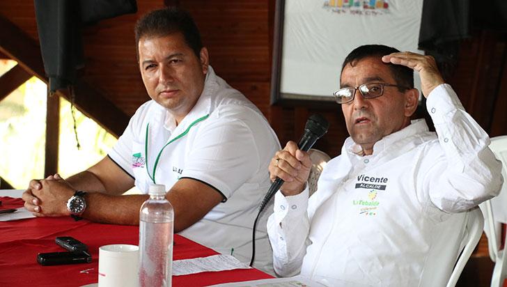 Agua y seguridad, temas a trabajar en  La Tebaida por el próximo mandatario