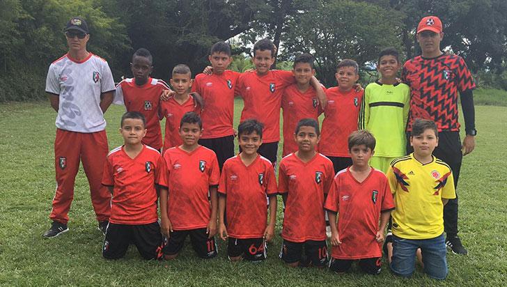 Envigado-Montenegro Piguas, la final de Chiquifútbol 2019