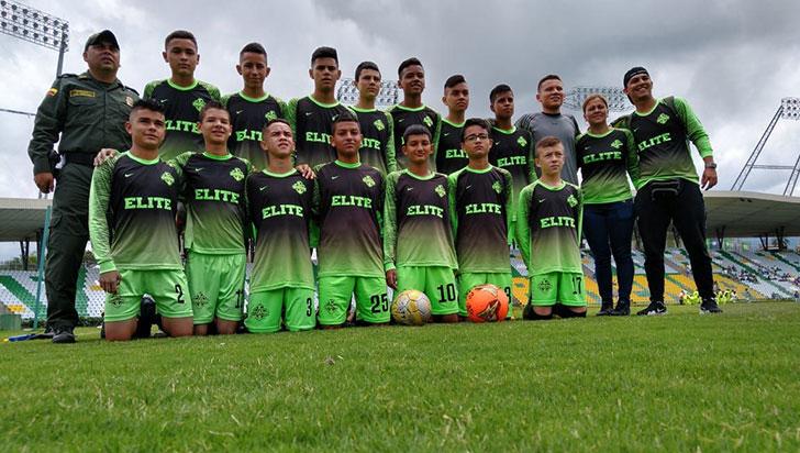 Football Center y Calarcá FC  serán Quindío en la Ponyfútbol