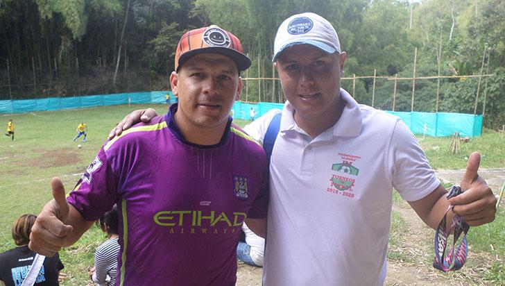 En La Adiela recuperaron polideportivo para la comunidad