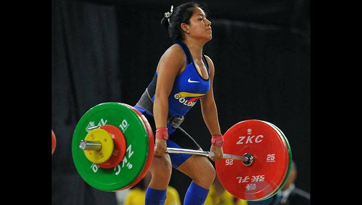 Julieth Jiménez P. ganó medalla de plata en el campeonato mundial