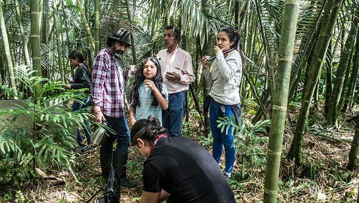 Álvaro Aldana, el cineasta que convirtió las historias de los niños en películas