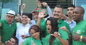 Alianza Verde firma pacto por la transparencia