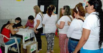Avanza preparación electoral en el municipio de Caicedonia