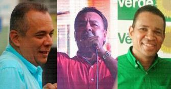 Con 37%, Ríos encabezó la encuesta realizada por CM&