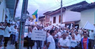Tras instaurar tutela, Ángel promueve voto en blanco en Salento