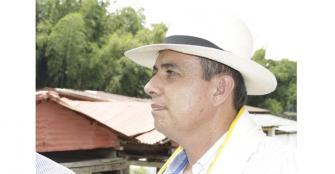 Carlos Arturo López, de Dignidad Cafetera, quiere ser diputado