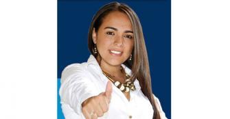 María Fernanda Fernández dice: 'Yo soy Armenia'
