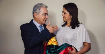 Pastora Martínez, 'mano firme y corazón grande' para Pijao