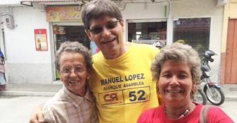 Manuel López, ideas  liberales para el Quindío