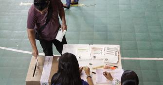 Presencia de la MOE en las elecciones