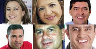 Los nuevos alcaldes de los municipios quindianos