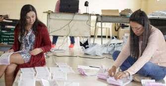 Cambios en 5 concejos municipales después de terminado el escrutinio