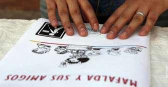 Las historietas de Mafalda se publican por primera vez en lenguaje braille