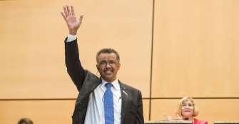 Un etíope, primer africano que llega a la jefatura de la OMS