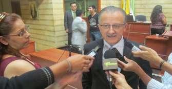 Contralor municipal de Armenia no aceptó los cargos y regresó a su cargo