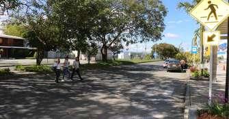 """Avenida Centenario """"sin señalización""""; accidentes en el sitio involucran a peatones"""