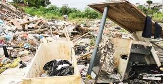 En Calarcá, escombrera de transición afecta a la comunidad