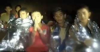 Por motivos médicos, tailandeses rescatados no podrán estar en la final