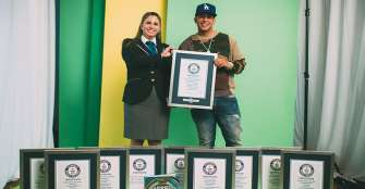 Diez récords Guinness recibió Daddy Yankee por Despacito y su éxito en Spotify y Billboard