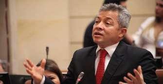 Mejorar condiciones del agro y el cuidado ambiental, proyectos centrales de Luciano Grisales