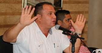"""""""No tiene sentido presentar proyectos cuando no van a pasar"""": Gerson Obed Peña"""