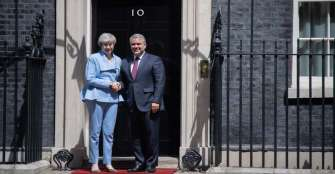 Flujo comercial con Londres, tema central de reunión entre Duque y Theresa May