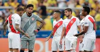 """""""Gallese tiene el apoyo de todos los peruanos"""": Jefferson Farfán"""