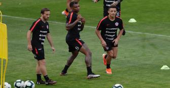 Chile busca el tricampeonato y amenaza el camino de Colombia en la Copa América