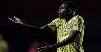 Zapata, Cavani, Suárez y Machís se fueron como goleadores