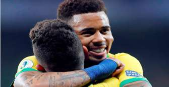 Brasil está a 90 minutos de ganar la Copa América en casa