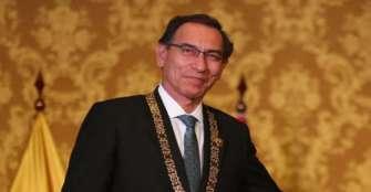 """""""¡Nos sentimos orgullosos de ustedes!"""": presidente de Perú"""