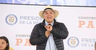 Duque afirmó que el Eln recluta menores en Venezuela con la aprobación de Maduro