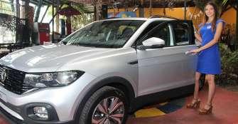 Volkswagen lanzó su nueva mini SUV T-Cross en Armenia