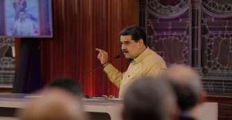 Maduro insta a mandos militares bolivianos a restituir el poder a Evo Morales