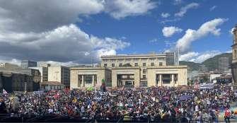 Paro nacional de este miércoles, ratificado por centrales obreras