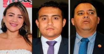 Tres concejales de Armenia y el secretario, en líos judiciales por elección de personero