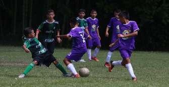 Nacionales infantil y preinfantil de fútbol se viven en Comfenalco