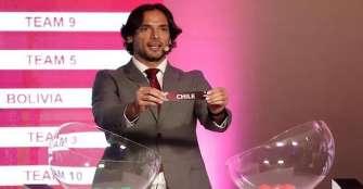 Uruguay y Chile inaugurarán las eliminatorias sudamericanas para Catar 2022