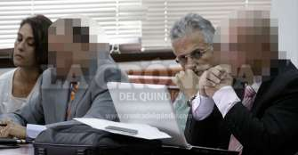 Confirmada sentencia contra David Barros Vélez