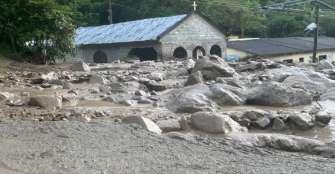 Al menos siete muertos por la crecida de un arroyo en zona rural de Chaparral