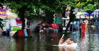 Cambio climático: ¿debemos construir ciudades que imiten la naturaleza para evitar inundaciones?