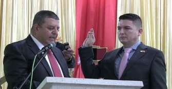 Con crítico discurso se posesionó alcalde de Filandia