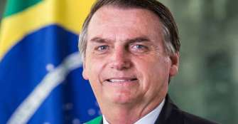 """Bolsonaro calificó como """"victorioso"""" su primer año de gobierno"""